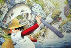 釣りキチ三平画像